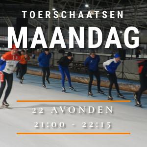 Toerschaatsen Hoorn Maandag