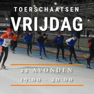 Toerschaatsen Hoorn vrijdag